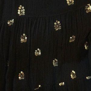 Free People Dresses - NWOT Free people exposed shoulders Vintage dress